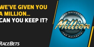 Can you win a million with the RaceBets Million