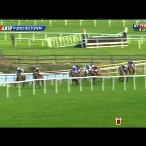 Race Replay: Grand National Trial, Punchestown, 02-02-14