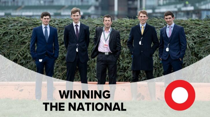 Grand National 2019: Carl Llewellyn on what it takes to win