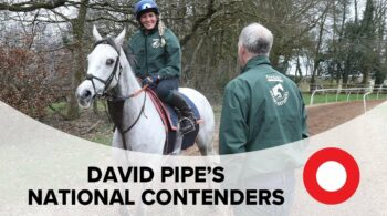 Grand National 2019: David Pipe on his contenders