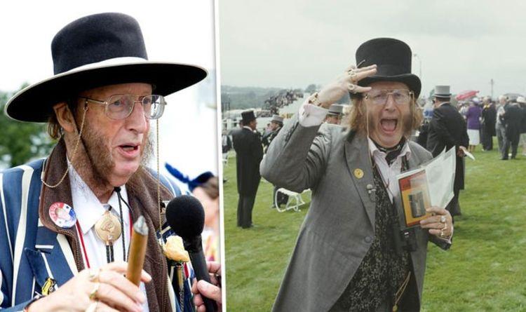 John McCririck dead: Legendary horse racing broadcaster dead at 79 | Racing | Sport