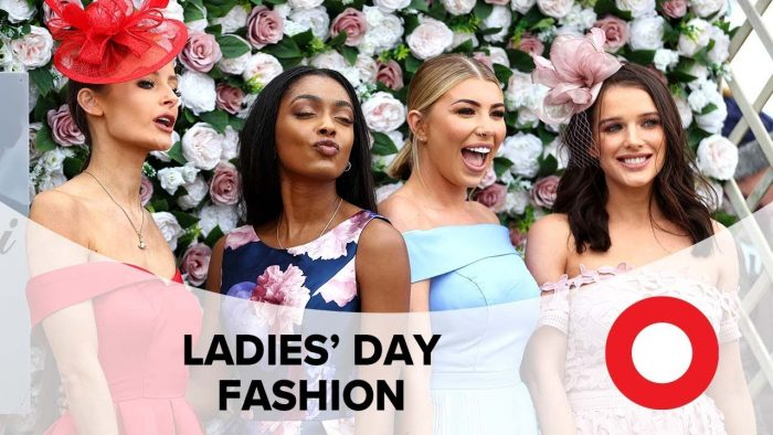 Grand National Festival 2019: Ladies' Day Fashion
