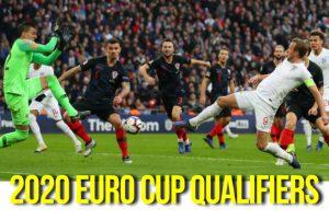 Czech Republic v England Euro 2020 Qualifier