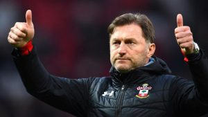 Southampton boss, Ralph Hasenhüttl