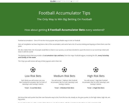 Football Accumulators -