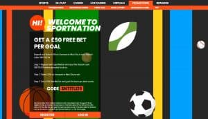 Bet on the Liverpool Man City game at SportNation
