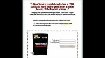 Total Football Tipster