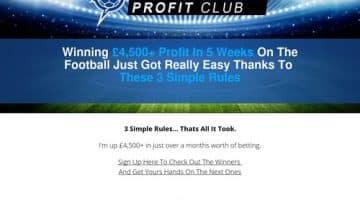 Football Profit Club