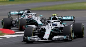 F1 Summer Break brought Forward to combat Virus