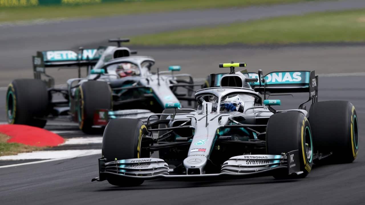 F1 Summer Break brought Forward to combat Virus