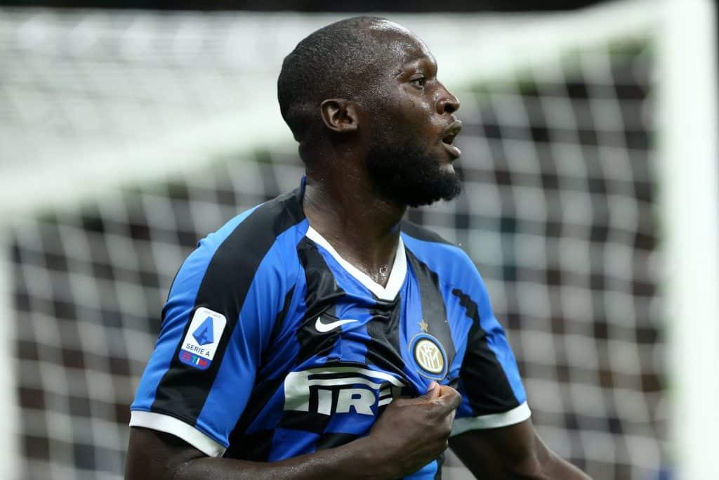 Inter Milan 5 Shakhtar Donetsk 0 Romelu Lukaku