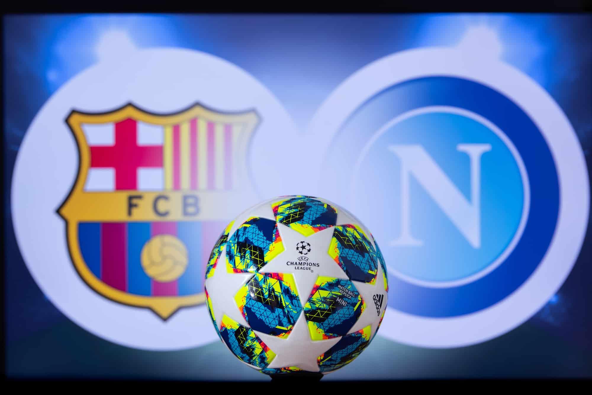 Barcelona v Napoli Prediction & Preview