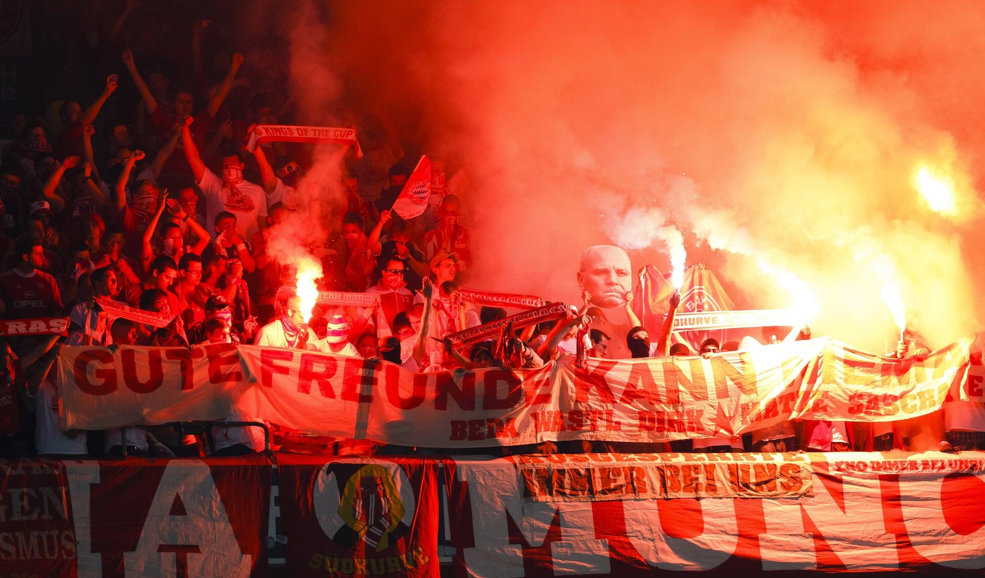 Barcelona 2 Bayern Munich 8