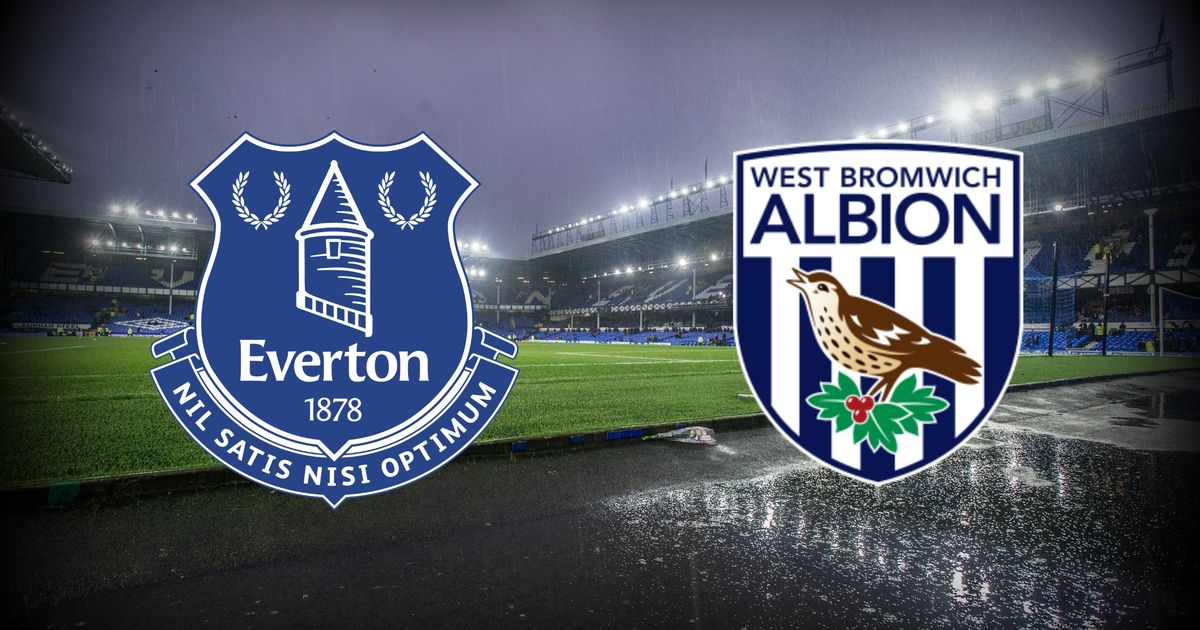 £/€10 Free Bet on all Losing bets in the Everton v West Brom match.