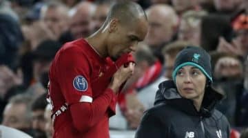 Liverpool: Klopp faces wait over fitness of Fabinho