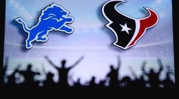 Texans vs Lions Predictions