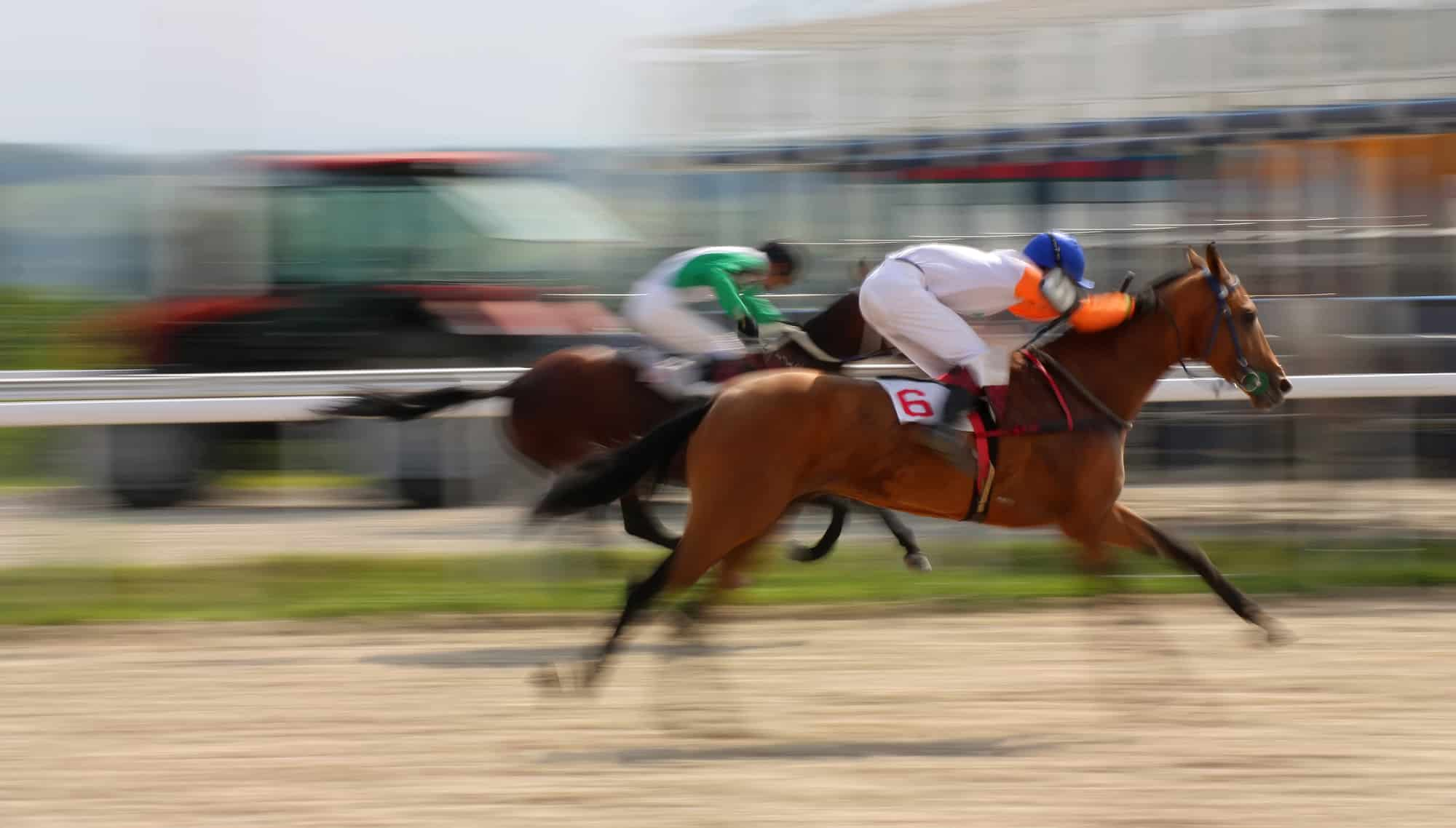 Bet and Watch Horse Racing