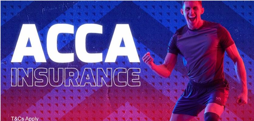 Betfred Acca Insurance
