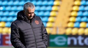 Tottenham manager Jose Mourinho sacked